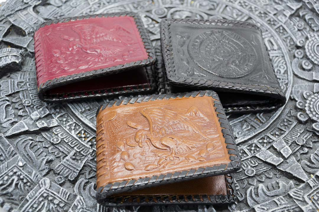 Handmade Mexican Leather Wallets